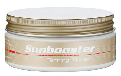 Sunbooster Pre Sun Tanning Creme Mousse 150ml